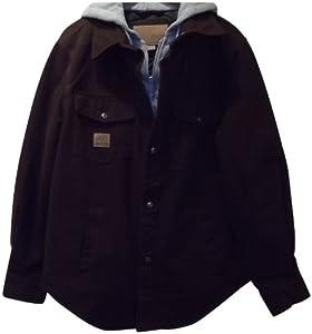 Buy Skechers Canvas Hooded Jacket by Skechers