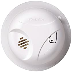 First Alert Sa303cn3 Battery Powered Smoke Alarm by Leadoff