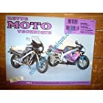 REVUE MOTO TECHNIQUE HONDA NTV650 Rev...
