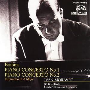 Brahms: Piano Concertos Nos.1 & 2/Intermezzo(Reissue)