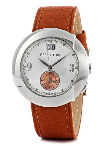 Cerruti Gents Watch C-Transatlantic Gmt 4204530