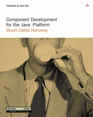 Component Development for the Java(TM) Platform