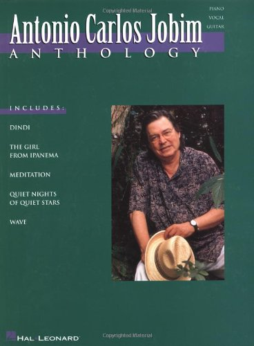 Antonio Carlos Jobim Anthology