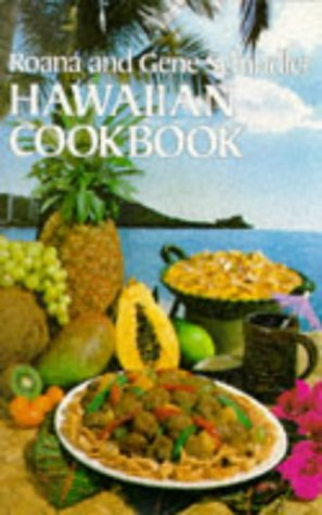 Hawaiian Cookbook, Roana and Gene Schindler