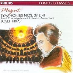 Sinfonien 39&41