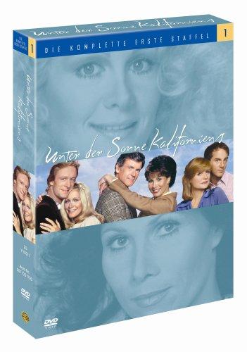 Unter der Sonne Kaliforniens - Staffel 1 (5 DVDs) [inkl. 6 Folgen im Originalton mit Untertiteln]