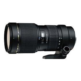 【クリックで詳細表示】Amazon.co.jp|TAMRON 大口径望遠ズームレンズ SP AF70-200mm F2.8 Di キヤノン用 フルサイズ対応 A001E|カメラ通販