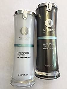 Nerium Ad Age Defying Night And Day Cream Complete Kit from Nerium