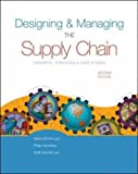 Designing and managing the supply chain:concepts- strategies- and case studies