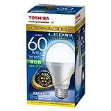 東芝 LED電球 一般電球形 810lm(昼白色相当)【調光器対応】TOSHIBA E-CORE(イー・コア) LDA8N-G-K/D/60W