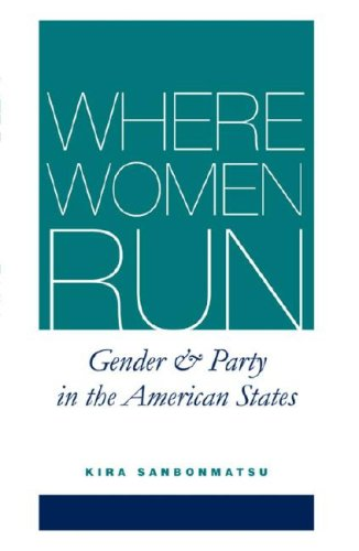 Where Women Run: Gender and Party in the American States