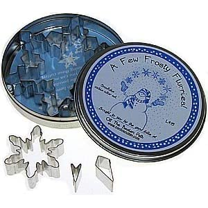 SNOWFLAKE SET 5 PC L415