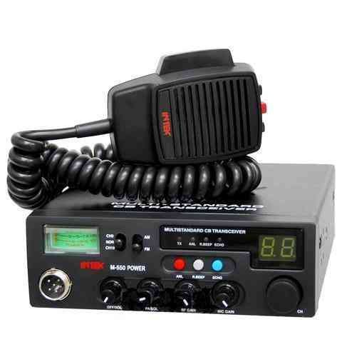 Intek M550 Multi European AM/FM CB Radio