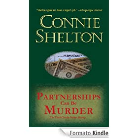 Partnerships Can Be Murder: The Third Charlie Parker Mystery (The Charlie Parker Mysteries)