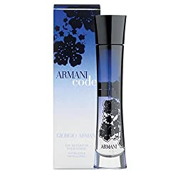 Armani Code Eau De Parfum Giorgio Armani For Women 75ml With Ayur Lotion FREE