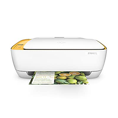 HP DeskJet 3600 Series Compact All-in-One Photo Printer with Wireless & Mobile Printing, Instant Ink ready