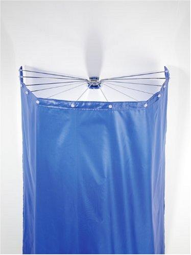 Spirella ombrella metallo cromato a 12 for Spirella accessori bagno