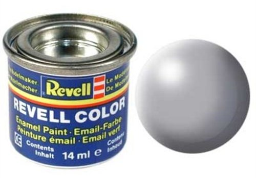 32374-Revell-grau-seidenmatt-RAL-7001-14ml-Dose
