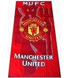 マンチェスター ユナイテッドFC 大きなバスタオル Manchester United Football Club