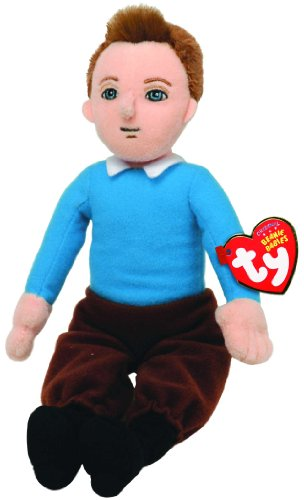 Ty Beanie Babies TinTin The Boy - 1