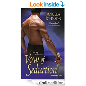 Vow of Seduction (Zebra Debut)