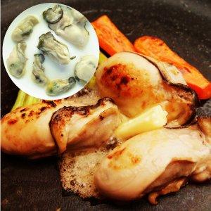 広島産【訳あり】加熱用 不揃いカキ1kg(解凍後850g)《カキ かき 牡蠣》