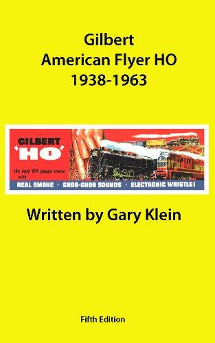 gilbert-american-flyer-ho-1938-1963-english-edition
