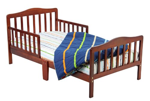 Best Price! Dream On Me Classic Toddler Bed, Cherry