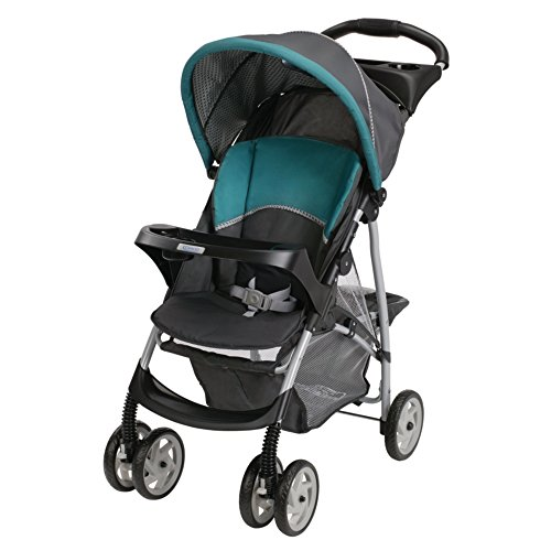 Graco LiteRider Classic Connect Stroller, Dragonfly