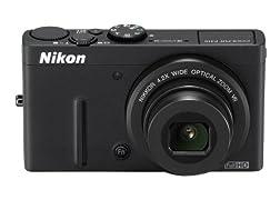 Nikon デジタルカメラ COOLPIX (クールピクス) P310 ブラック P310BK