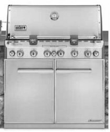 Why Choose The WEBER Summit S-660 Built-In Natural Gas Stainless Steel Grill (7460001)