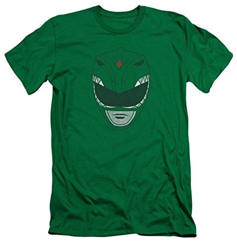 Mighty Morphin: Power Rangers - Green Ranger Slim Fit T-Shirt