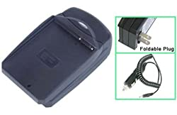 Dekcell Camcorder Battery Charger for JVC BN-514 BN-514U BN-V514 BN-V514U V507
