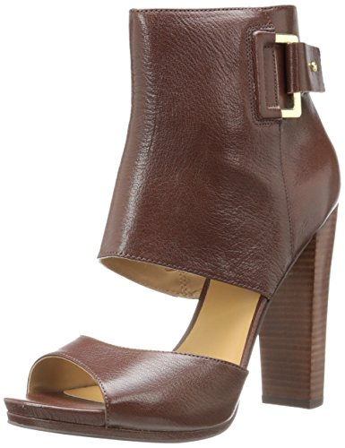 Nine West Women'S Violethour Boot,Brown,9.5 M Us