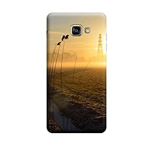 iShell Premium Printed Mobile Back Case Cover With Full protection For Samsung A7 2016 A710 (Designer Case)