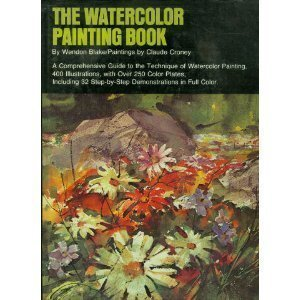 The Watercolor Painting Book