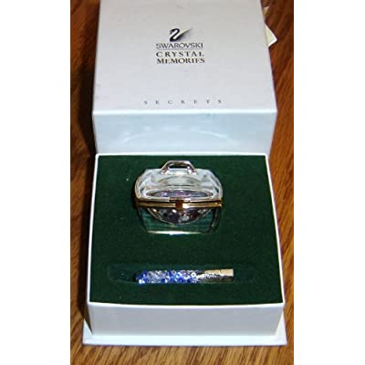 Amazon.com : Swarovski Crystal Memories Secrets Beauty Case : Other Products : Everything Else