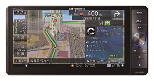 Pioneer  7V型ワイドVGA地上デジタルTV/DVD-V/CD/Bluetooth/USB/SD/チューナー・5.1ch対応・DSP AV一体型HDDナビ AVIC-ZH0999W