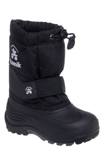 Kamik Kid's Rocket Waterproof Winter Boot