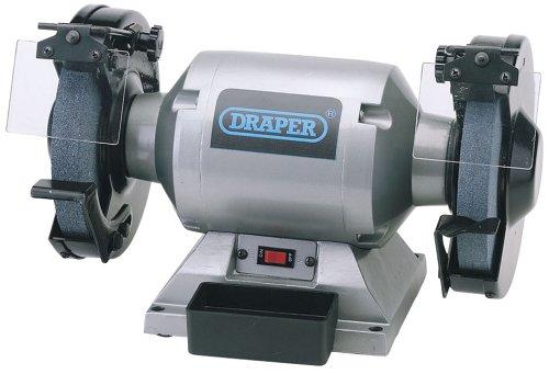 Draper 29621 200 mm Heavy-Duty Bench Grinder