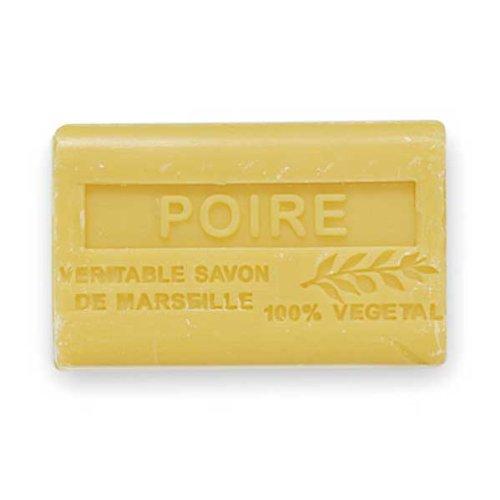 (南仏産マルセイユソープ)SAVON de Marseille 洋ナシの香り(SP030)(125g)