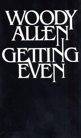Getting Even (Vintage), Allen,Woody