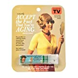 Gag Gifts - Accept The Fact You Are Aging Breath Spray