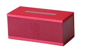 Logiix Blue Piston Chamber Wireless Bluetooth Speaker with NFC