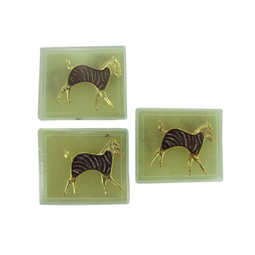 Zebra Fashion Pin