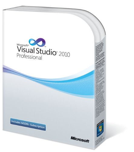 Visual Studio 2010 Professional  MSDN Renewal