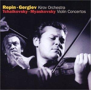 Tchaikovsky / Myaskovsky: Violin Concertos