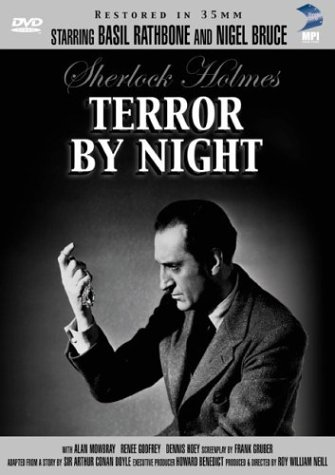 Sherlock Holmes: Terror by Night Cover