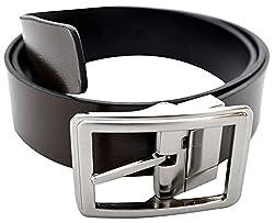 URBAN DISENO Men's Belt (Ud-belt-14_Large, Multi-Coloured, Large)