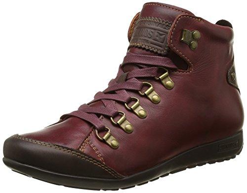 PikolinosLisboa W67 I16 - Sneaker Donna , Rosso (Rouge (Arcilla)), 38